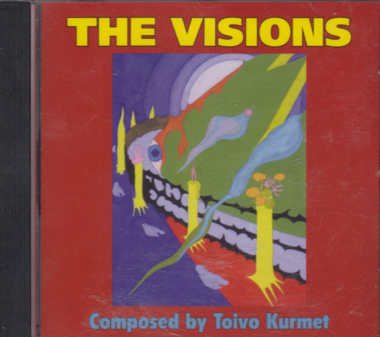 Toivo Kurmet The Dimensions Of Compassion / Kaastunde Dimensioonid